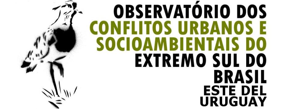 ObservatorioConflitosExtremoSul FURG